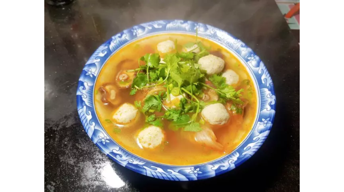Chả cá thu nấu canh chua, món ngon cho mùa hè nắng nóng