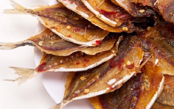 món khô cá chỉ vàng tẩm gia vị có thể làm tại nhà một cách đơn giản